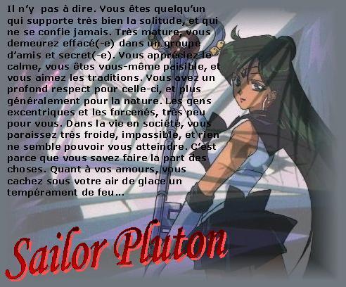 Test - Quelle Sailor es-tu ? Pluton